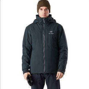 Arc'teryx NWT fission gore-Tex jacket deep dusk  S
